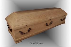 Eichesarg Nr. 365 natur mit Beschlag Nr. 210 galvanisch bei Bestatter Flack bestattungsgefässe särge Bestattungsgefässe Särge Eiche 365 natur 300x200