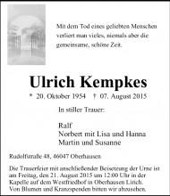 Ulrich Kempkes