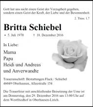 Britta Schiebel