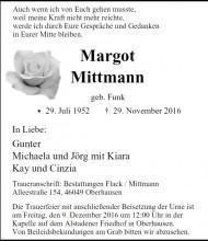 Margot Mittmann