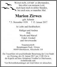 Marion Zirwes