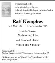 Ralf Kempkes