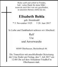 Elisabeth Bohla