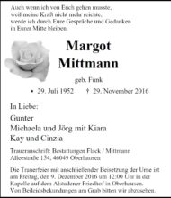 Margot Mittmann