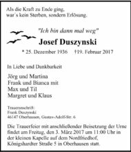 Josef Duszynski