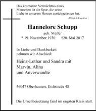 Hannelore Schupp